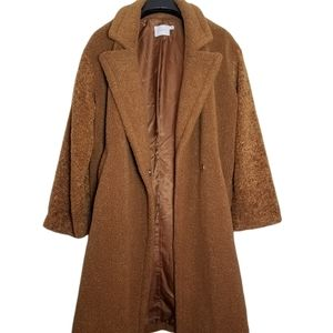 LUSH Oversized Teddy Coat